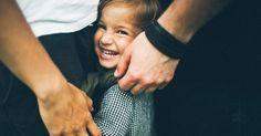 Uma forma simples deensinar seu filho anão lhe interromper