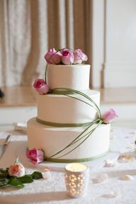 Wedding Cakes - simple and elegant