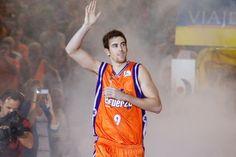 Víctor Claver, rumbo a la NBA. Negocia con los Portland Trail Blazers.
