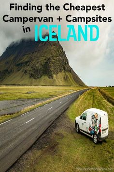 The cheapest campervan in Iceland!