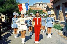 1967 : jolie majorette : Sheila : la star des yéyés fête ses 70 ans - Journal des Femmes