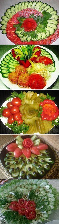 Přípravu jídel - krájení zeleniny