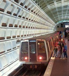 Washington DC Metrorail.