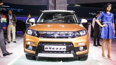 The newly launched Vitara Brezza is quite a crucial product for Maruti Suzuki.  Earlier on Tuesday, Maruti Suzuki launched the much-anticipated Vitara Brezza for the Indian market at Rs 6.99 lakh.  The Vitara Brezza boasts of a bold new look, thanks to a high-riding stance, chunky chrome grille and '