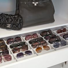 Merveilleux Every Closet Should Have This   Sunglass Drawer + Walk In Closet + Dressing  Room