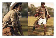 Thiago Copetti by Mark Law for Style:Men