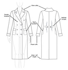 The Ulster Coat