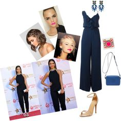 The Jumpsuit by gabriela-kiteva on Polyvore featuring P.A.R.O.S.H., Mulberry and DANNIJO