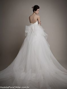 Vestido de Noiva Beau Matin