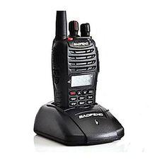 Walkie Talkie Baofeng UHF+VHF Dual Band/Frequency /Display Two-way Radio btter than baofeng plus Radios, Talkie Walkie, Two Way Radio, 5 W, Display, Band, Communication, Hunting, Travel