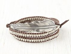 Birds of a Feather Wrap Bracelet from Free People