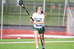 ZSmart's Sports Blog: Uno en Uno with: Sydney Stern, Girls LaX