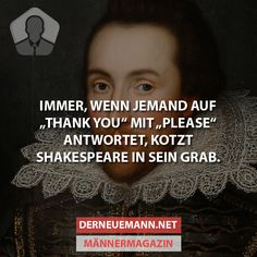 Thank you! #derneuemann #humor #lustig #spaß