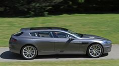 """Bertone hasn't even sniffed at the drivetrain. In the words of the Italians, """"we just tailor the suit"""". So nothing changes chassis-wise. It's the last-generation Aston Rapide, which means a 6.0-litre V12 with 476bhp, and a 0-62mph time of around 5.3 seconds."""