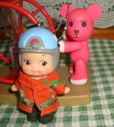 早期 消防員丘比娃娃