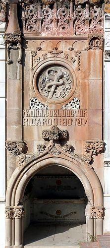 Barcelona - Cementiri de Montjuïc,  Catalonia  by Arnim Schulz