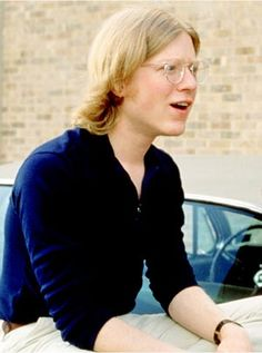 Does it get cuter than this? Anthony Rapp in Dazed and Confused.