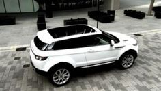 The new range rover.  It is small and only has a 4cyl but it is beautiful inside and out.
