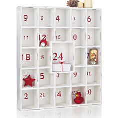 wooden advent calendars with drawers - Google Search