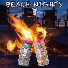 Sprinkles Recipe, Pink Zebra Home, Pink Zebra Sprinkles, Beach Night, Wax Warmer, Diy Candles, Smell Good, Zebra Stuff, Independent Consultant