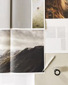 "4,092 Likes, 22 Comments - C E R E A L (@cerealmag) on Instagram: ""Proofing pages for our upcoming book, which launches in spring """