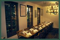 Pepolino - One of the best Italian restaurants in NYC. As close to Florence as you can get without getting on a plane.