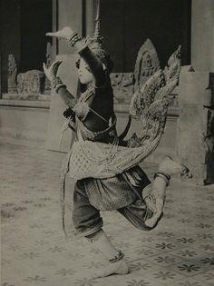 kleidersachen - transparentoctopus:   Cambodia 1924
