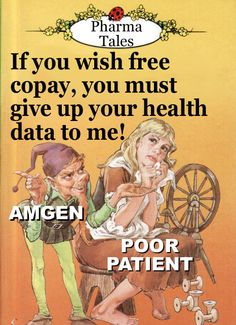 Pharma Marketing Blog: Amgen Wants to Own Your Protected Health Information in Exchange for Copay Card