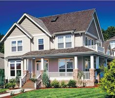 Farmhouse House Plan with 2287 Square Feet and 3 Bedrooms(s) from Dream Home Source | House Plan Code DHSW03010
