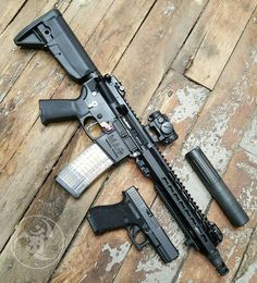 10.75 SBR & G19Loading that magazine is a pain! Get your Magazine speedloader today! http://www.amazon.com/shops/raeind