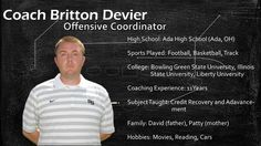 Coach Britton Devier