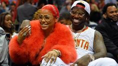 So Icy: Gucci Mane performs, proposes at Hawks game #gucci #performs #proposes #hawks