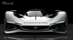 Mazda puts Le Mans heritage on display with LM55 Vision Gran Turismo car | The Verge