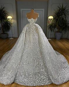 Fancy Wedding Dresses, Glam Dresses, Event Dresses, Bridal Dresses, Wedding Gowns, Fashion Dresses, Stunning Dresses, Beautiful Gowns, Pretty Dresses