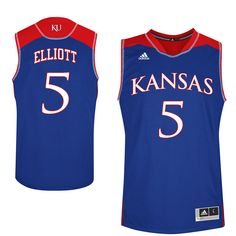 pretty nice 680ce a2866 31 Best Kansas Jayhawks College Basketball Jerseys images in ...