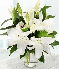 lilies vase - Google-søk