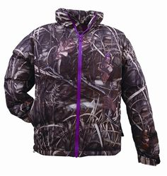 Browning Women's 650 Down Winter Jacket. -For my wife lol.