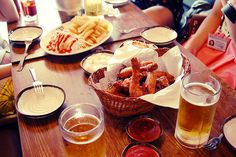 Chicken & Beer | Hongdae, Seoul, South Korea