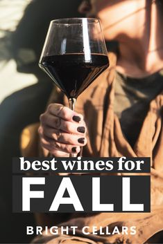 Happy Fall, y'all! The leaves are changing colors, which means it is time to switch up your wine too! Check out these 12 best wines for fall. They can be paired with a fun corn maze, apple picking, or carving the perfect pumpkin! Bright Cellars is the data-driven wine subscription experience that knows your preferences better than you do. Skeptical? Take our wine quiz to see your matches! Bright Cellars, Wine Varietals, Beer Pairing, Wine Subscription, Wine Guide, Corn Maze, Wine And Beer, Happy Fall, Wine Tasting