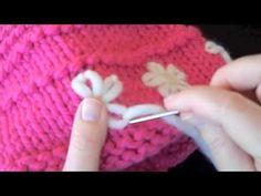 Knit 1-2-3 Issue 6: Lazy Daisy - YouTube