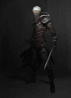 Assassin by Mineworker.deviantart.com on @deviantART