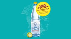 """Aqua Römer - DIE CREW AG Werbeagentur - Ein Online-Gewinnspiel für alle, die besondere Augenblicke besonders zu schätzen wissen: Mit unserer Kampagne """"100 Momente"""" sorgen wir für einzigartige, berührende und unvergessliche Erlebnisse – und deutlich mehr Abverkauf. Carpe Momentum! #diecrew #Werbeagentur #AquaRömer #trinken #Marketing #Wasser #Kampagne #Flasche #100Momente"""