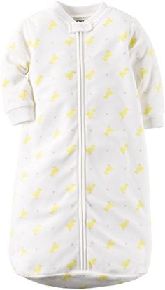 Carters Baby Duckling Gown 09 Months * Details can be found by clicking on the image.Note:It is affiliate link to Amazon.