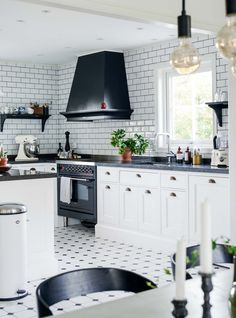 industrial country kitchen, kitchen inspiration