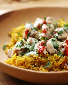 This Chicken And Rice Dish Inspired By The Street Food In New York City Is…