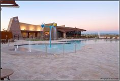 The #pool at Adora Trails is the perfect place for #kids to spend time this #summer. #Gilbert #Arizona