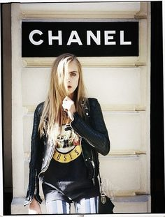 Chanel with GNR