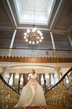 Just Married, One Shoulder Wedding Dress, Wedding Photography, Sky, Bride, Wedding Dresses, Fashion, Heaven, Wedding Bride