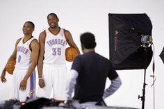 Westbrook & KD