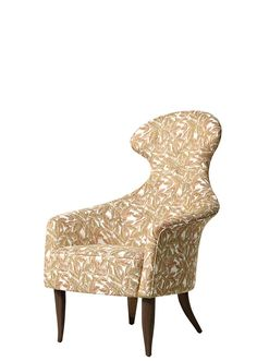 GUBI // Eva Lounge Chair by Kerstin H. Holmquist